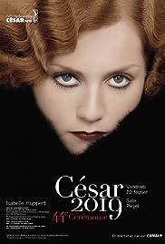 44e cérémonie des César Poster