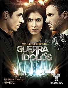 Regarder les 10 meilleurs films Guerra de Idolos - Episode 1.1 [1080p] [XviD] [Mpeg], Erika de la Rosa, José María Torre, Juan Pablo Medina