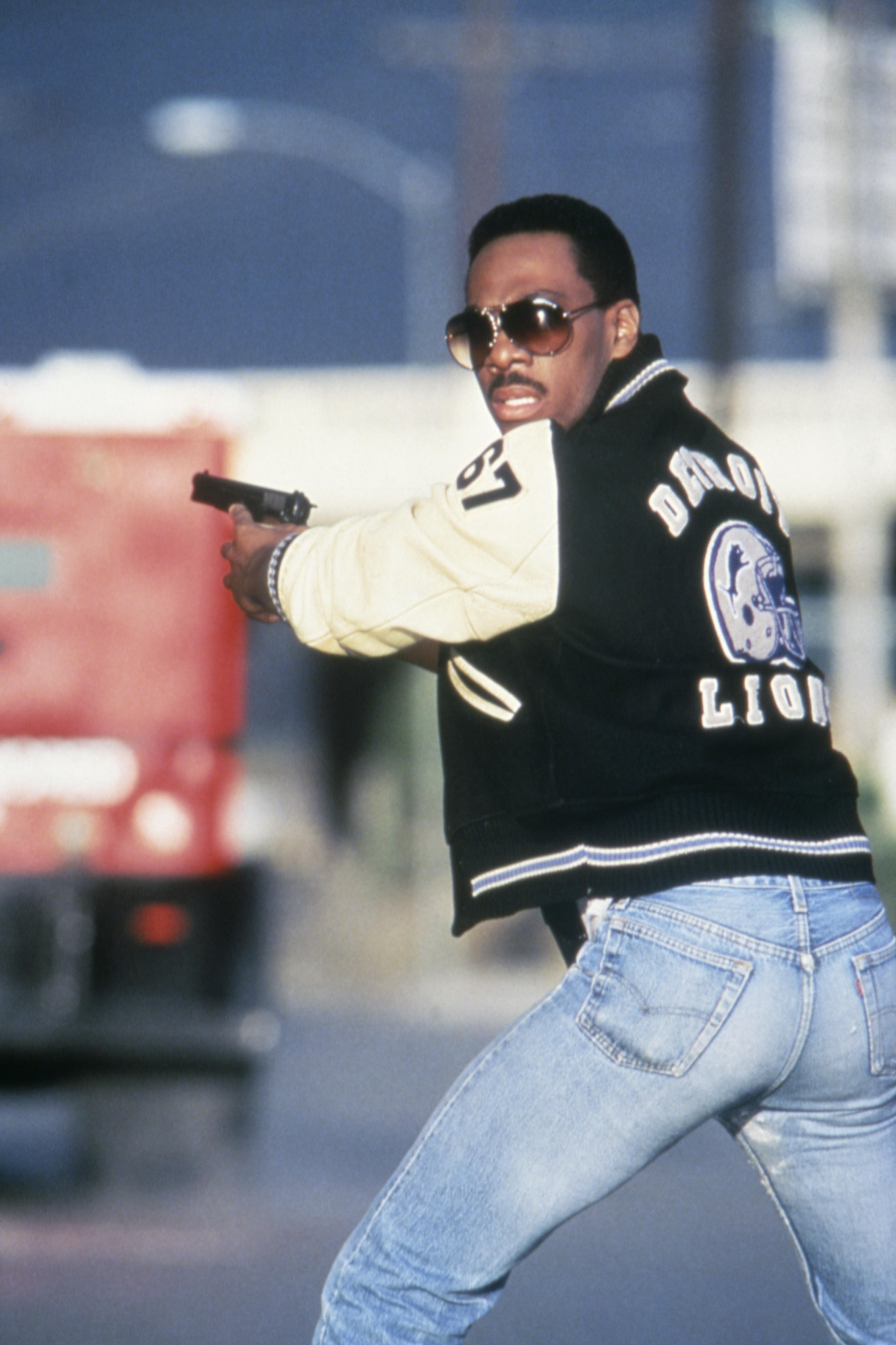 Eddie Murphy at an event for Beverly Hills Cop II (1987)