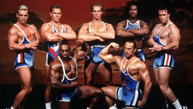 Male gladiators images 11