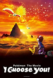 Pokémon The Movie I Choose You 2017 Imdb