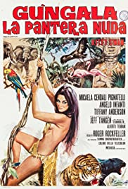 Gungala, the Black Panther Girl (1968) Poster - Movie Forum, Cast, Reviews