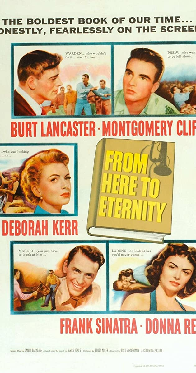 Subtitle of From Here to Eternity