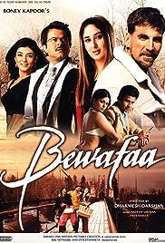 Bewafaa(2005) Poster - Movie Forum, Cast, Reviews