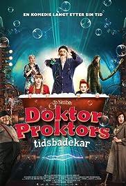 Doktor Proktors tidsbadekar Poster