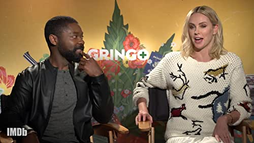 'Gringo' Cast On Making Their Getaway