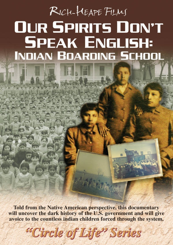 Film Cover of Our Spirits Don't Speak English