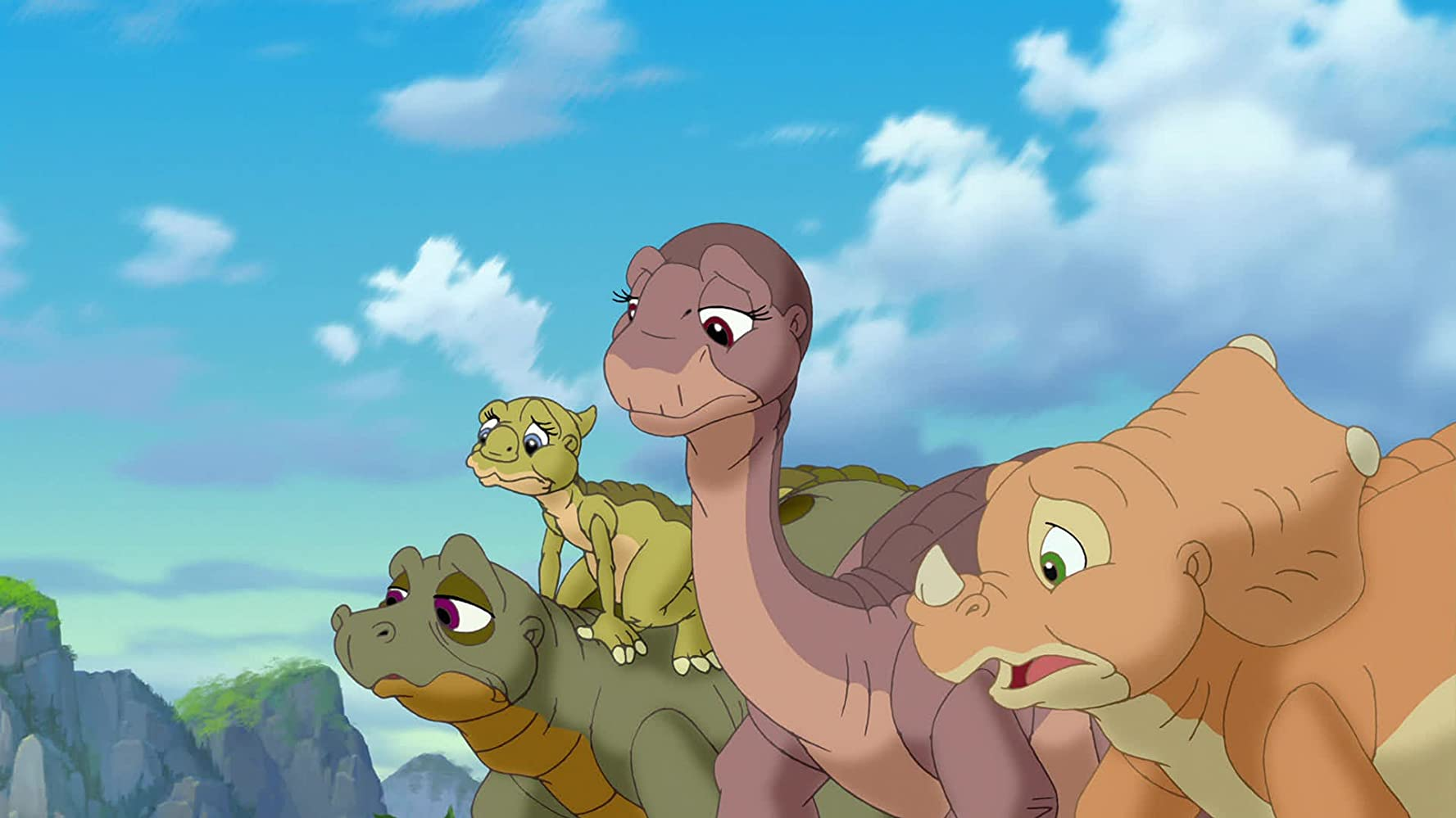 the land before time the great day of the flyers 2006