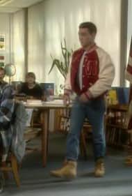 Kevin Allison, Michael Ian Black, Todd Holoubek, Kerri Kenney, Joe Lo Truglio, and Michael Showalter in The State (1993)