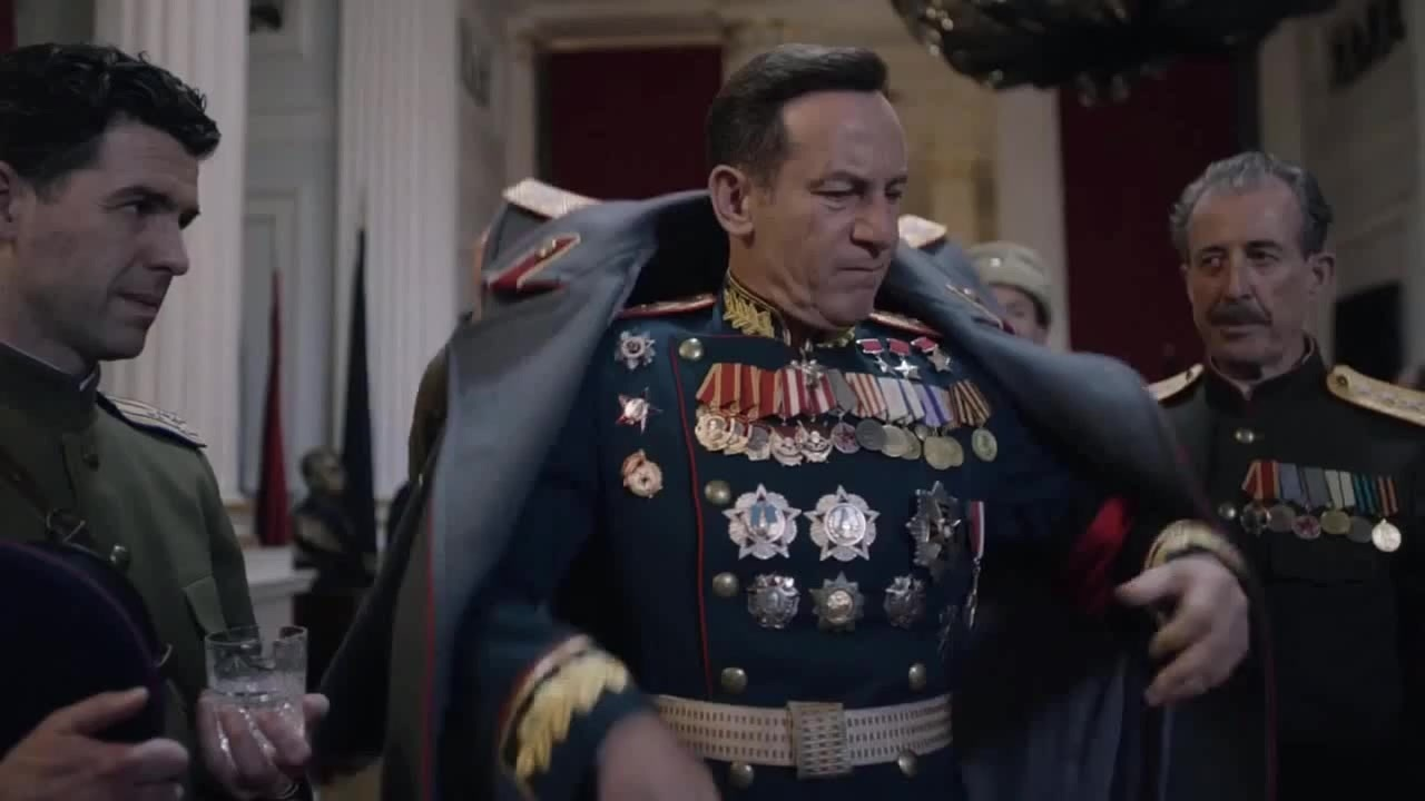 The Death of Stalin (2017) - Photo Gallery - IMDb