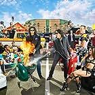 """4th and Loud"" (AMC) - Gene Simmons, Paul Stanley, Lynhthy Nguyen"