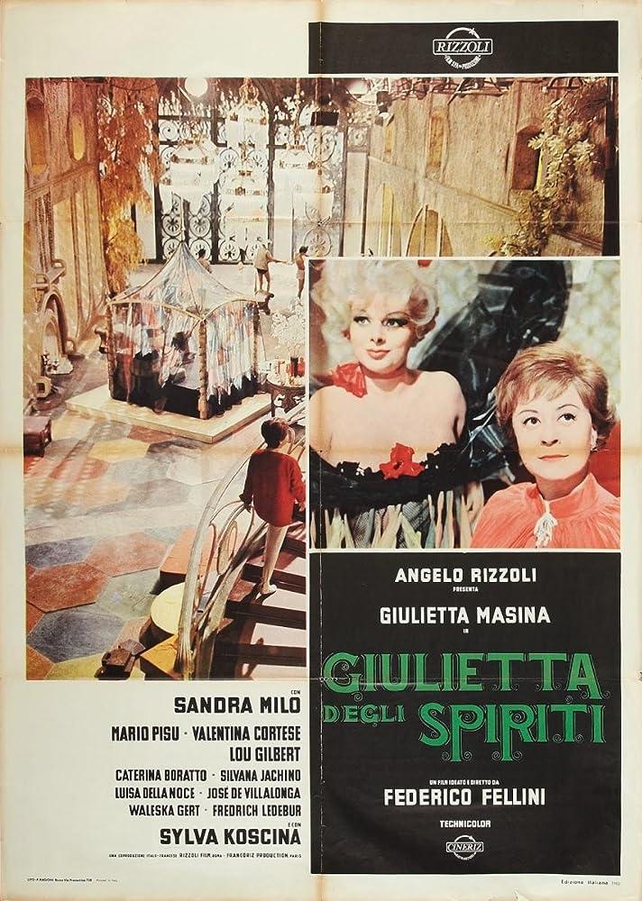 Giulietta degli spiriti (1965)
