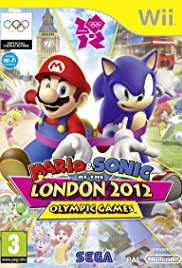 Mario & Sonic at the London 2012 Olympic Games Poster