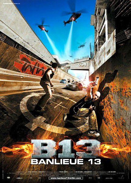 District B13 (2004) Hindi Dubbed