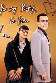 Jorge Enrique Abello and Ana María Orozco in Yo soy Betty, la fea (1999)