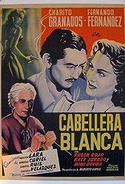 Cabellera blanca Poster