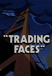 Trading Faces Poster