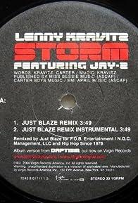 Primary photo for Lenny Kravitz Feat. Jay-Z: Storm (Remix)