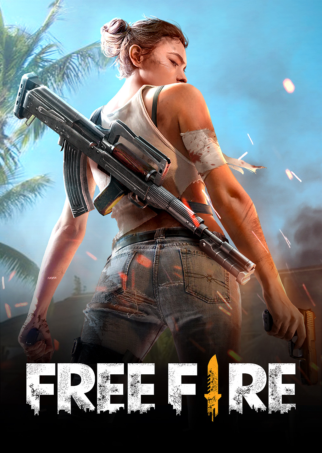 Free Fire (Video Game 2017) - IMDb