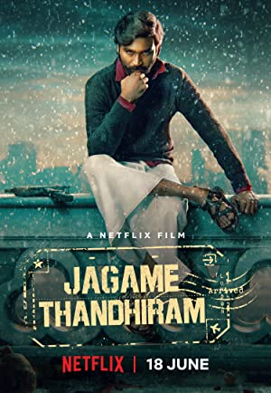 Jagame Thandhiram - Mon TV
