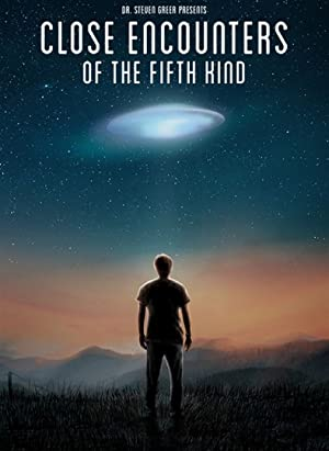 poster for Close Encounters of the Fifth Kind