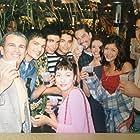 Elizabeth Peña, Michael DeLorenzo, Dennis E. Leoni, Ruth Livier, Mauricio Mendoza, and Tony Plana at an event for Resurrection Blvd. (2000)