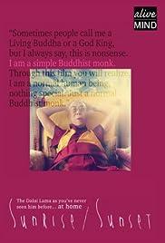 Rassvet/Zakat. Dalai Lama 14 Poster