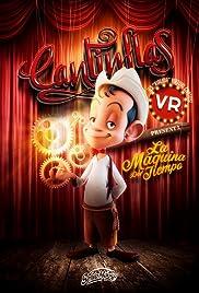 Cantinflas VR: La Máquina del Tiempo Poster