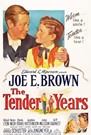 The Tender Years Poster