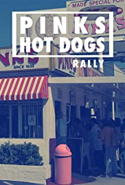 Pink's Hot Dogs Poster