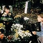 Jane Birkin and Sabine Azéma in Noir comme le souvenir (1995)