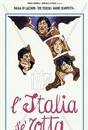 L'Italia s'è rotta Poster