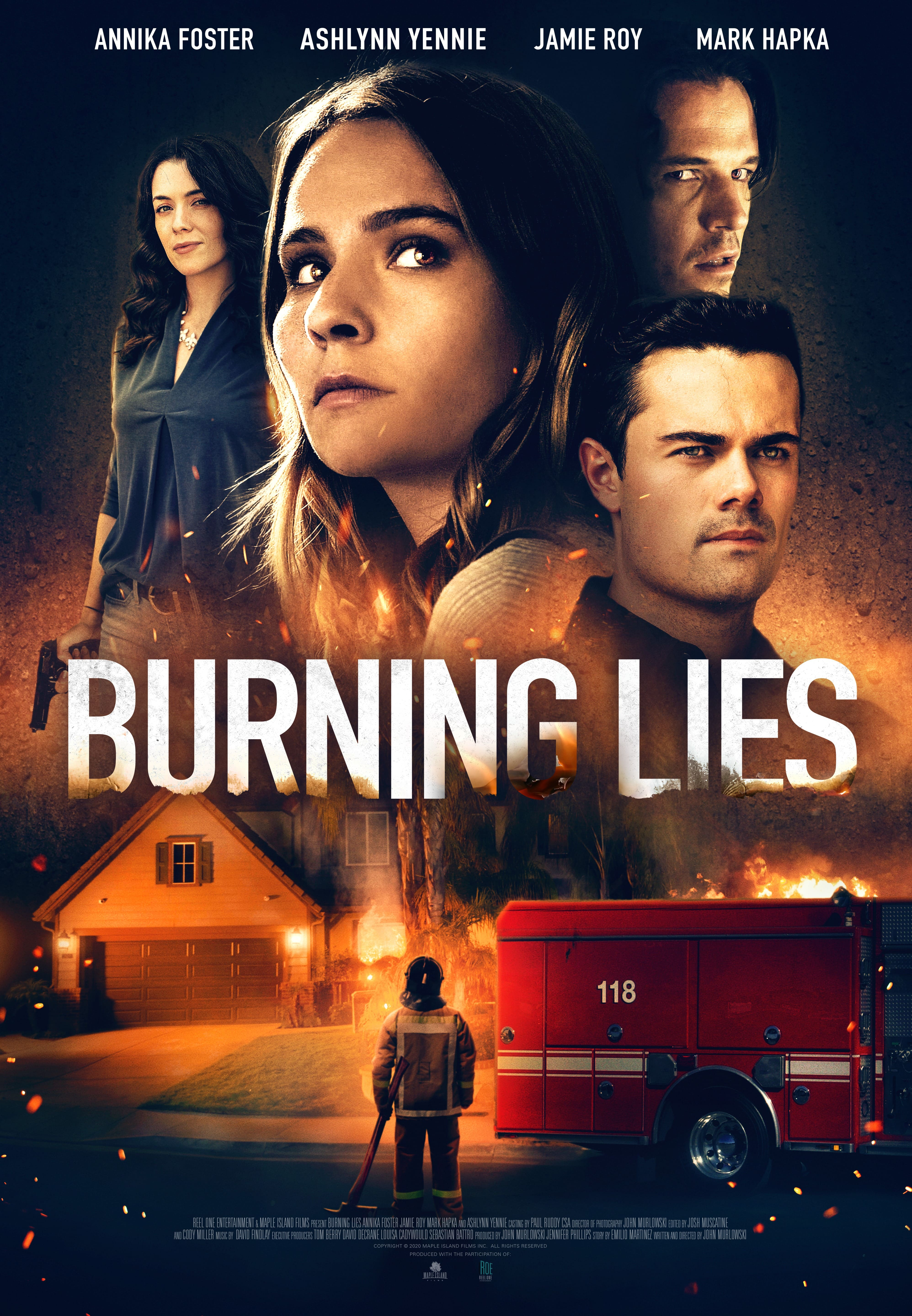 watch Burning Lies on soap2day