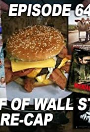 The Wolf of Wall Street and 2013 Re-cap Poster