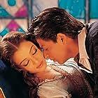 Shah Rukh Khan and Aishwarya Rai Bachchan in Devdas (2002)