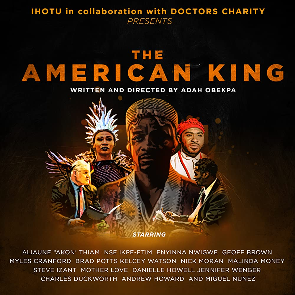 The American King 2020 English 720p HDRip ESubs 796MB | 250MB Download