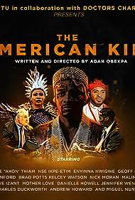 Brad Potts, Akon, Kelcey Watson, Nse Ikpe-Etim, and Enyinna Nwigwe in The American King (2020)