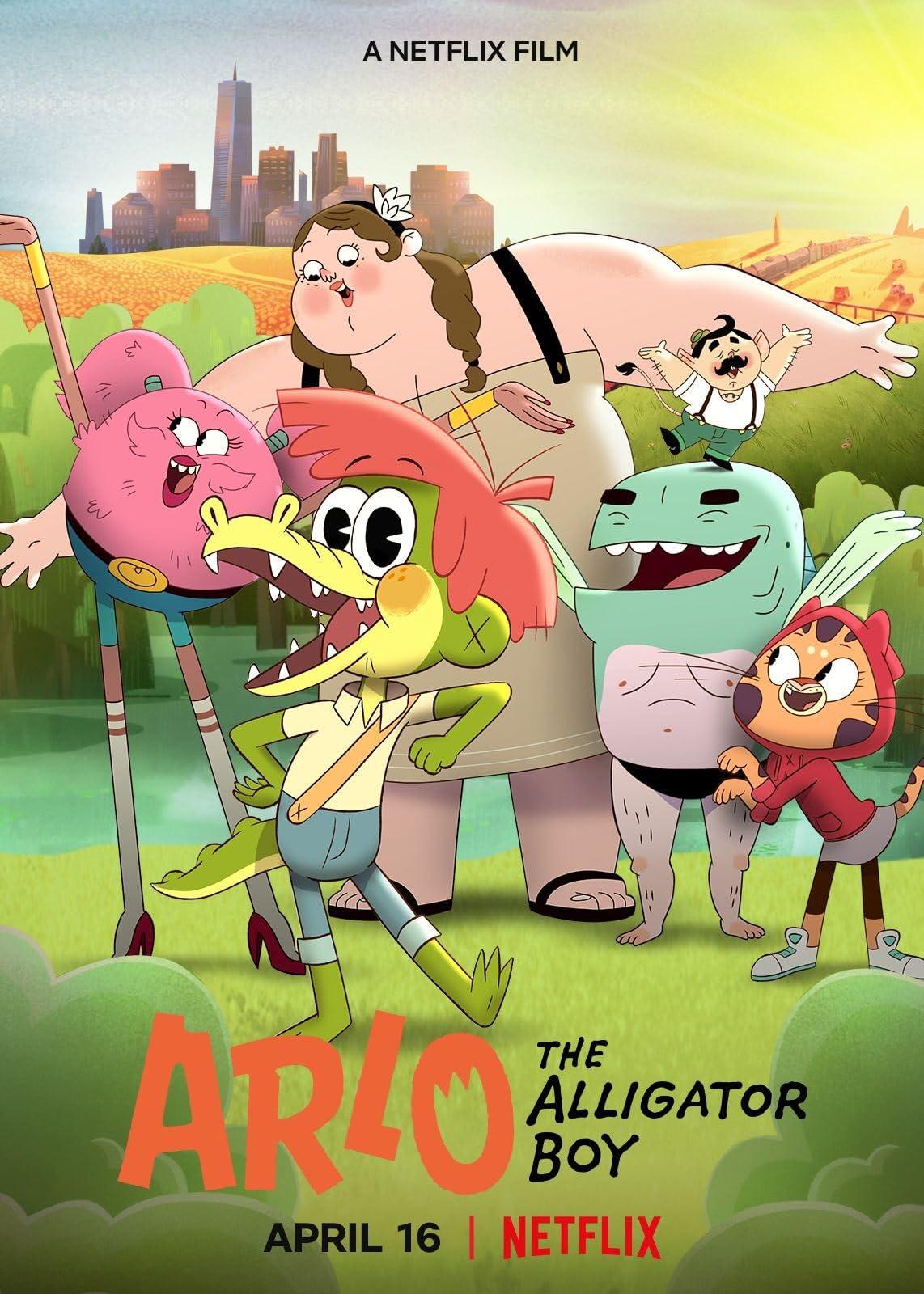 鱷魚男孩阿洛 | awwrated | 你的 Netflix 避雷好幫手!