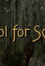 School for Scandal Poster