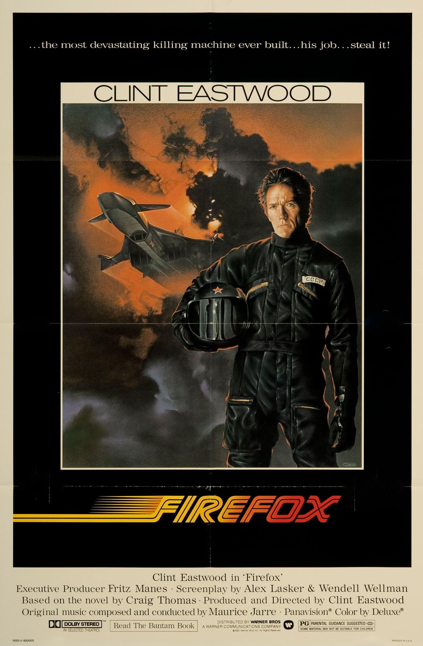 Firefox (1982) - IMDb