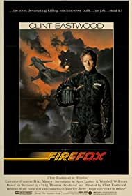 Clint Eastwood in Firefox (1982)