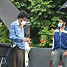 Sekhar Kammula and Naga Chaitanya Akkineni in Love Story (2021)