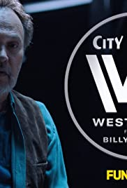 City Slickers in Westworld Poster