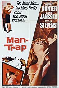 Man-Trap (1961) Poster - Movie Forum, Cast, Reviews