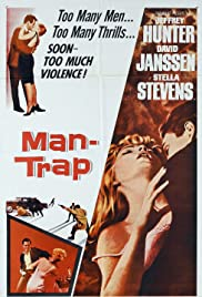 Man-Trap (1961) Poster - Movie Forum, Cast, Reviews