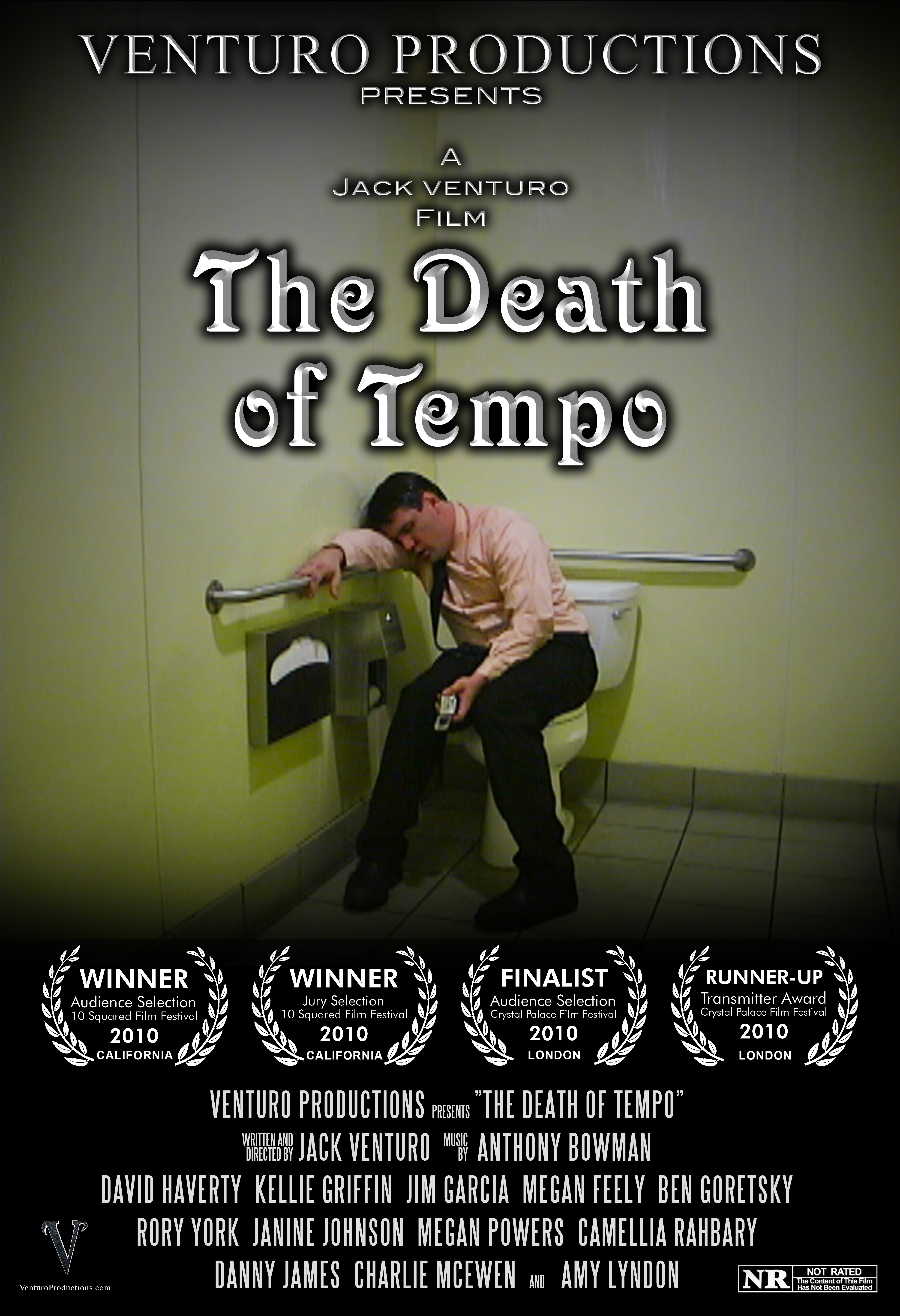 David Haverty in The Death of Tempo (2010)