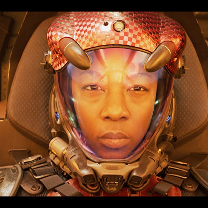Samira Wiley in Love, Death & Robots (2019)