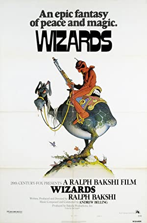 Wizards Poster Image