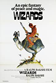 Wizards (1977) Poster - Movie Forum, Cast, Reviews