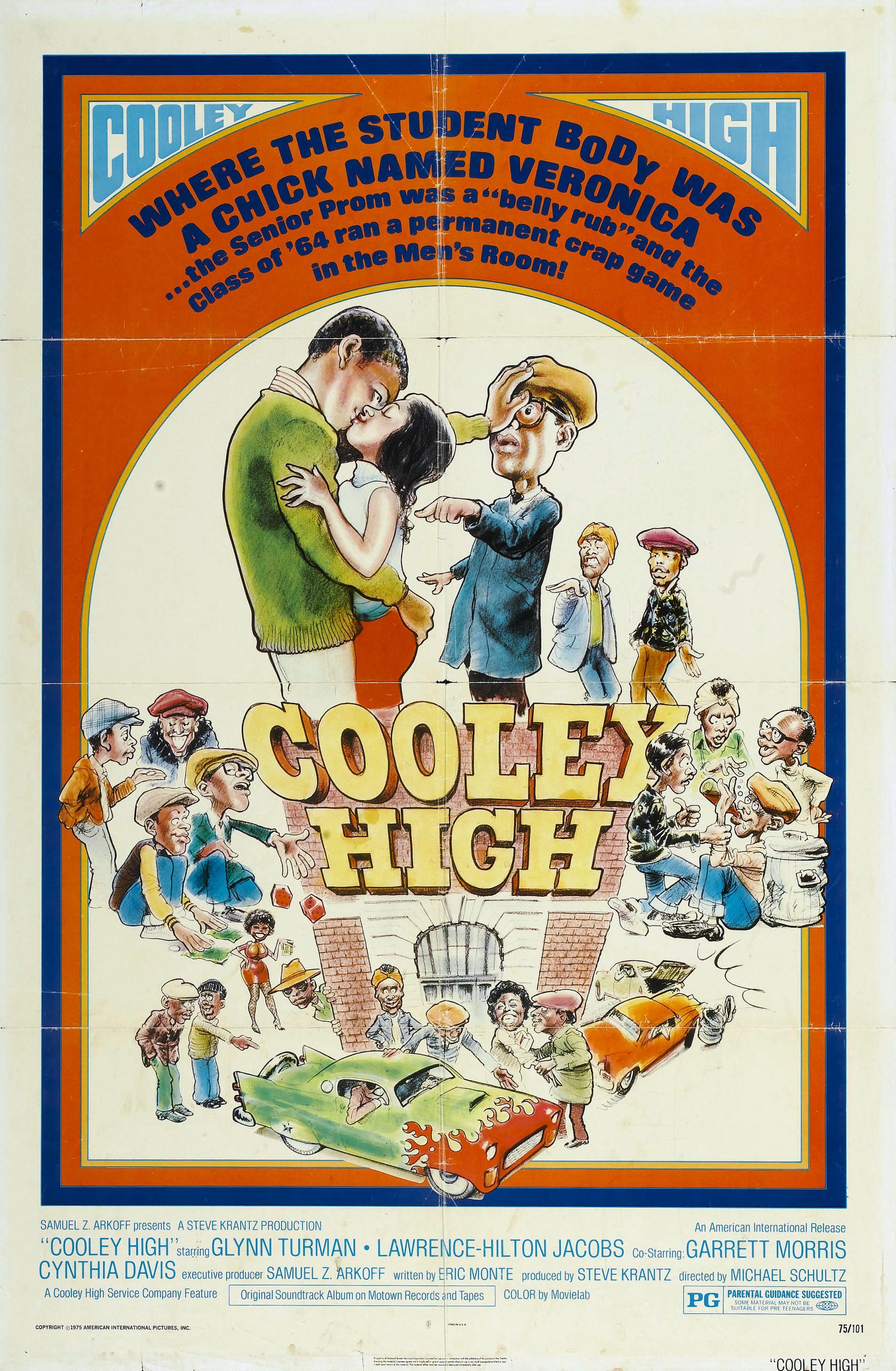 Cooley High (1975) - IMDb